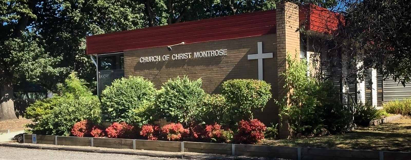 Montrose Church of Christ